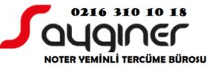 Saygıner Tercüme Bürosu - İstanbul Çeviri Hizmetleri